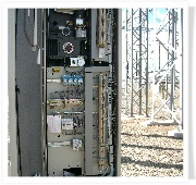 Installation of control cables from Panel