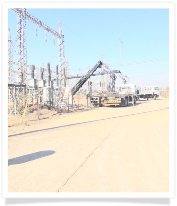 Substation Construction Electrical